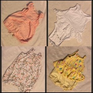 Baby Gap bundle 3-6 Months eUC 4 Outfits